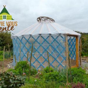 Un jardin en Bretagne