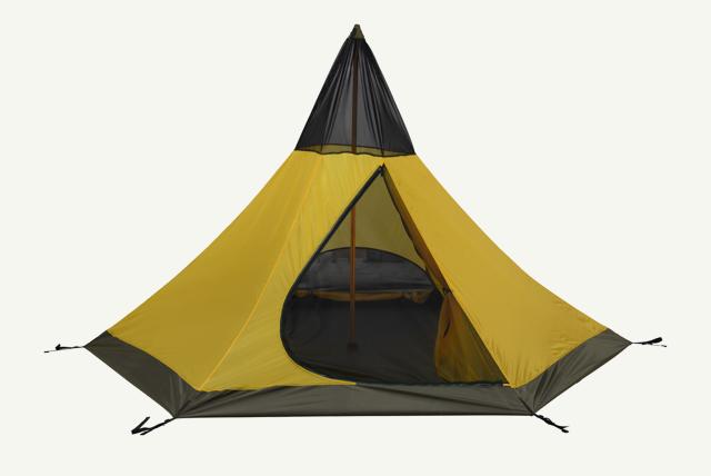tente intérieure Olivin 2 combi LA VIE VOUS TENTE