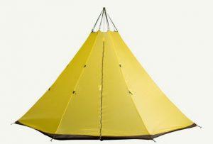 toile de tente intérieure Tentipi LA VIE VOUS TENTE
