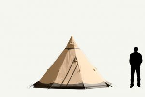 Tente Tentipi Safir 5 cp LA VIE VOUS TENTE