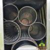 rangement tube de fumée poêle tente Tentipi LA VIE VOUS TENTE