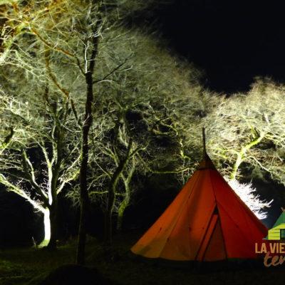 Défiez les éléments avec une tente Tentipi