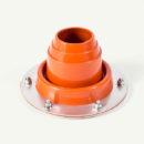 manchon isolant - flasching kit - Frontier Stove LA VIE VOUS TENTE
