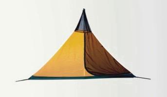 demi tente intérieure pour tipi Olivin